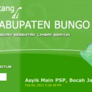 Project: Pemerintah Kabupaten Bungo