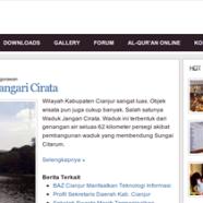 Project: Portal'na Warga Cianjur