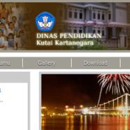 Project: Dinas Pendidikan Kutai Kartanegara