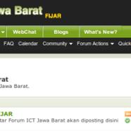 Project: Forum ICT Jawa Barat