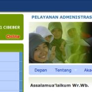 Project: SMAN 1 Cibeber Cianjur