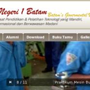 Project: SMK Negeri 1 Batam