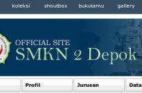 Project: SMKN 2 Depok Sleman