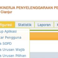 Project: Aplikasi EKPPD Kabupaten Cianjur